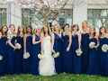 madrinhas classic blue